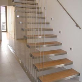 metall treppe